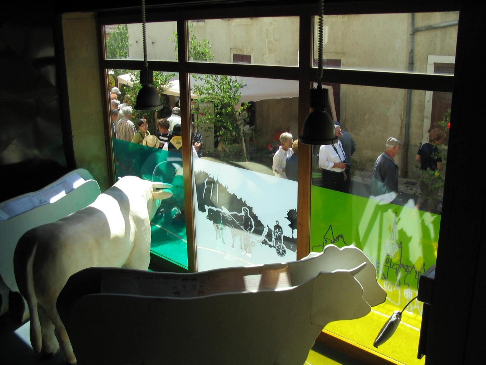 Musée de l'Elevage et du Charolais - Moulins-Engilbert