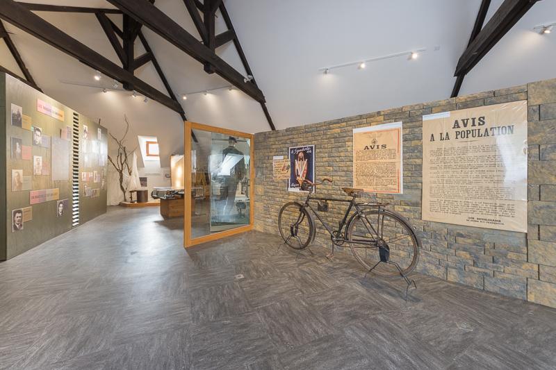 Musée de la Résistance en Morvan - Saint-Brisson