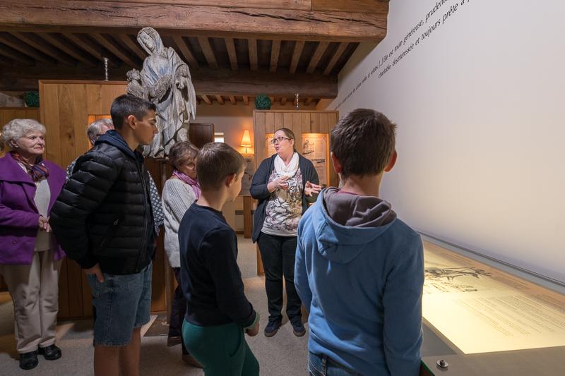 Musée Vauban - Saint-Léger-Vauban