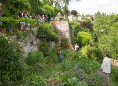 Visite découverte des Jardins Terrasses