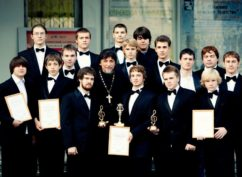 The Konakovo Boys and Youth Choral School