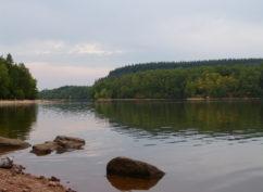 Balade au lac de Saint-Agnan