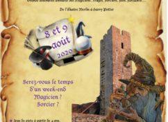 1er Magicum Seminaris: Week- end magique de la Forteresse de Thil