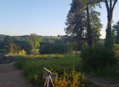 Balade au crépuscule à La Roche-en-Brenil