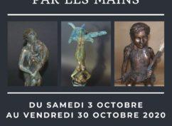 Exposition «La vie créée par les Mains» par Régine Caudwell