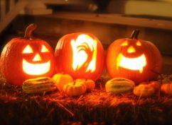 Soirée cinéma spéciale film d'Halloween familiaux