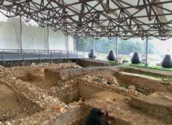 Nuit du film d'archéologie à Bibracte