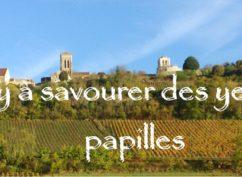 Vézelay à Savourer des yeux et des papilles
