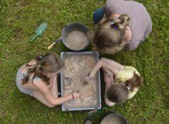 Atelier d'archéologie pour enfants de 6 à 12 ans