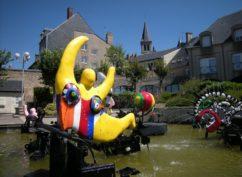Visite commentée de la ville de Château-Chinon