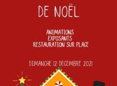 Marché de Noël de Précy-sous-Thil