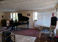 Stage de piano de la Toussaint